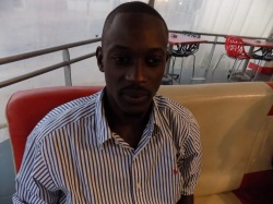 Seydina Omar Gueye, Project Officer DK