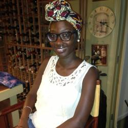 Mame Khady Louise Diouf, Founder + Coordinator DK
